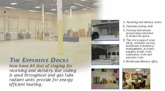 Warehouse Expansion Case | Furniture World Magazine