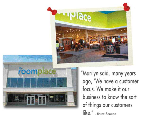 Retail Stories The Roomplace Furniture World Magazine