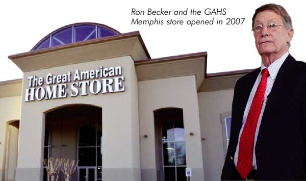 Retail Success Story  Great American Home Store  Furniture World Magazine. Retail Success Story  Great American Home Store   Furniture World