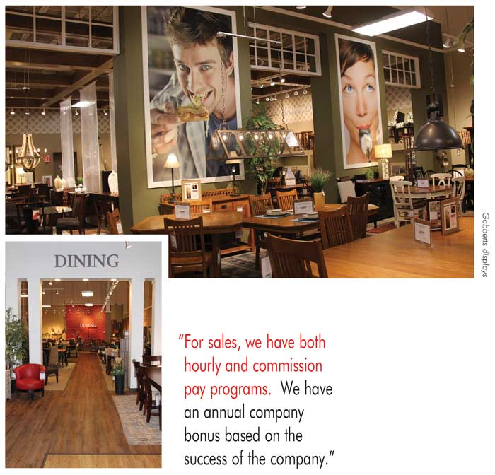 Retail Success: HOM Furniture | Furniture World Magazine