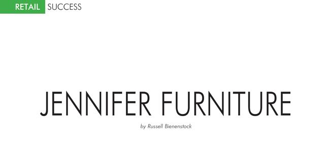 Retail Success Jennifer Furniture