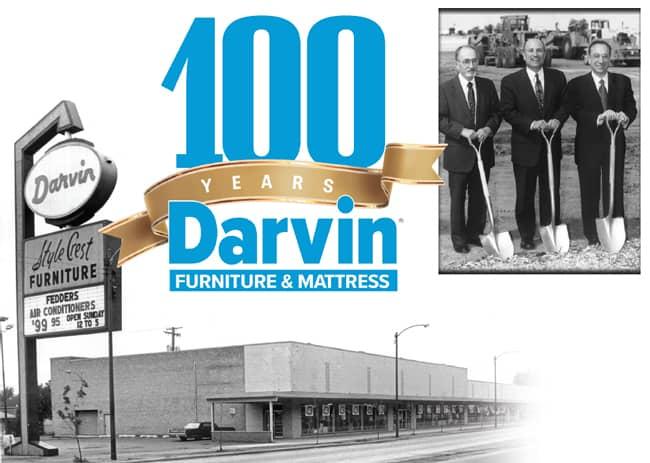 Darvin Furniture Mattress Celebrates 100 Years World Magazine