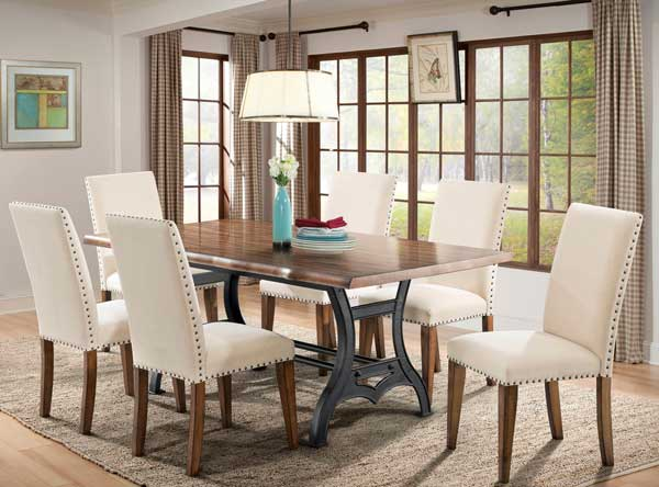 ... Announced That Its Biggest New Category Launch In Company History,  Dining Furniture, Is Scheduled To Debut At This Upcoming Las Vegas Winter  Market.