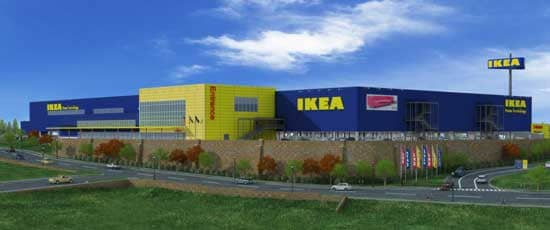Ikea secures city approval for swedish retailer s proposed for Ikea bloomington minnesota