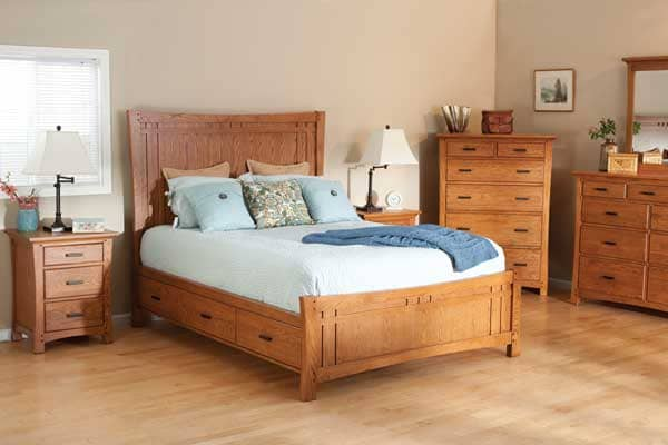 Elegant Whittier Wood Furniture, Manufacturer Of High Quality All Wood Furniture,  Announced That It Has Added The Prairie City Bedroom Collection In North  American ...