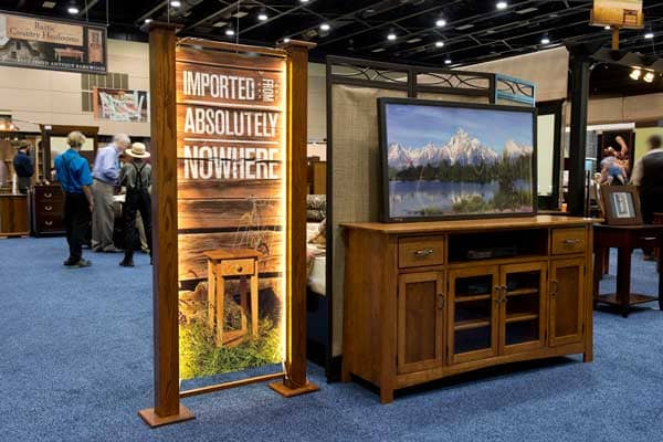 Country Value Woodworks To Introduce New Collection At All American Furniture Expo Furniture
