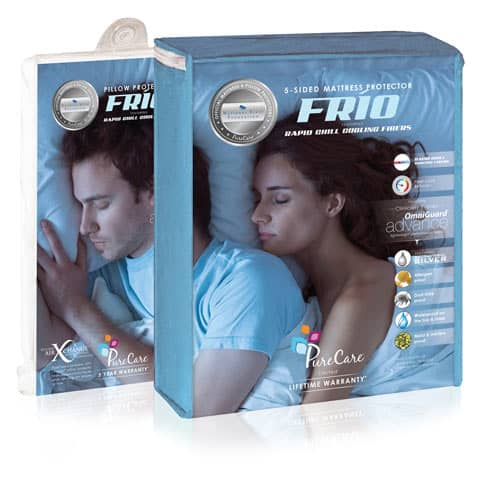 Mattress Sales In Las Vegas: PureCare Introduces Unique FRíO™ Cooling Protector At The