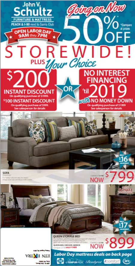Advertising Insight From Furnitureadtracker 2 Labor Day Top 100 Ads Furniture World Magazine