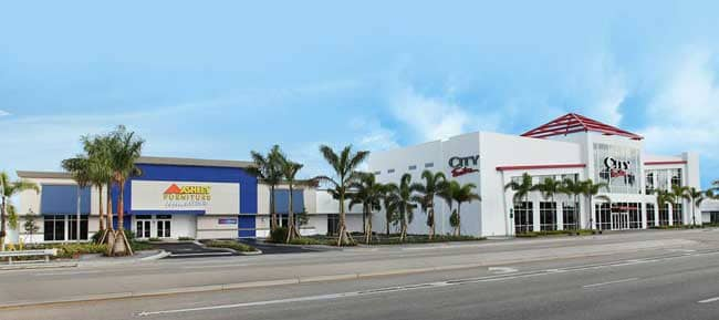 South Florida Furniture Retailer City Furniture Reported That With The  Opening Of A New Ashley Furniture HomeStore In Cutler Bay, The Company  Completes The ...