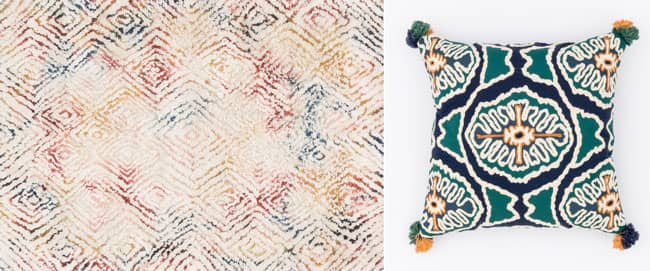 loloi reported that renowned designer and author justina blakeney is its newest licensed partner two rug collections folklore and fable