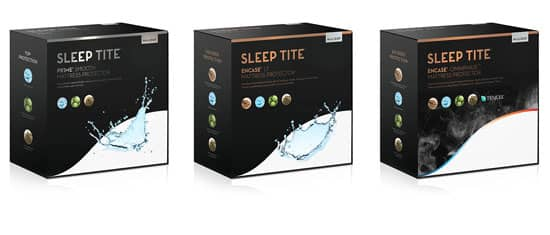 Malouf Expands Sleep Tite Mattress Protector Family