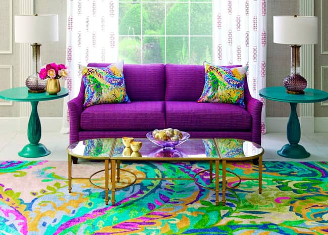 Norwalk Furniture Partners With Color Centric Company C