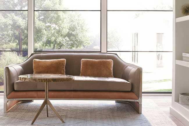 Caracole Couture Simply Put Sofa.