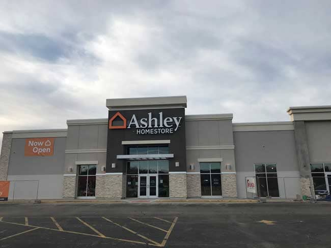 New Ashley Homestore Location Opened On Black Friday In East Peoria Furniture World Magazine
