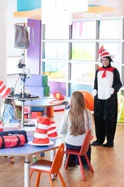 Bob S Discount Furniture Employees Visit Inova Children S