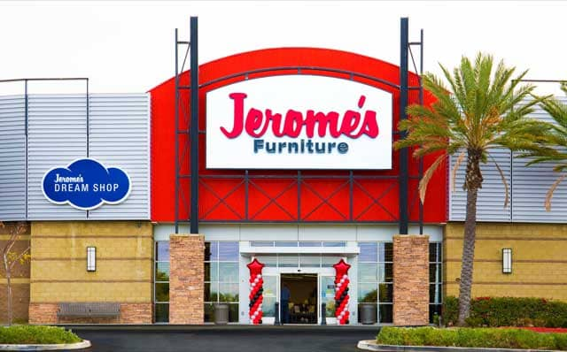 Jerome S Furniture Opens 14th Location Furniture World