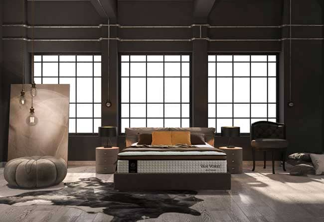 Eclipse International Adds Supportive, Shock Absorbing U0027Activcoru0027 To Luxury  Van Vorst Mattress Line   Furniture World Magazine