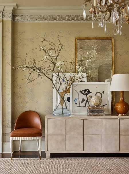 Hickory Chair Debuts Suzanne Kasler's Paris Collection
