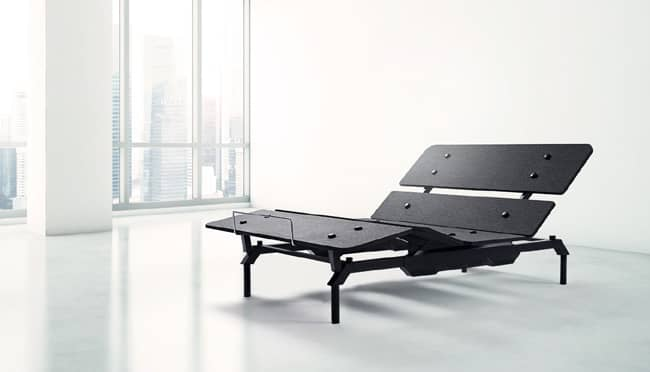 "LOGICDATA Announces ""Off-The-Shelf"" SILVERlite Adjustable Bed Frame"