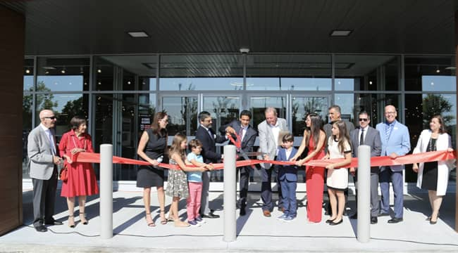 Tepperman S Expanding Celebrates New Store Opening In