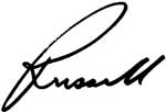 Load russell signature