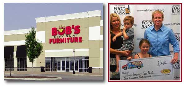 charitable giving series bob s creative giving furniture world