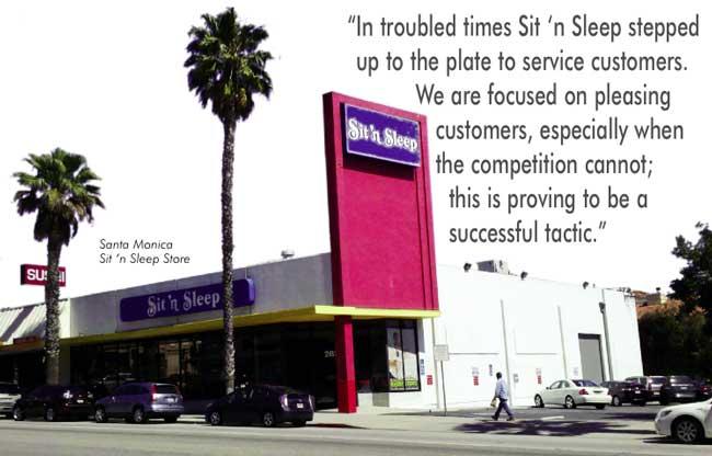 Retail Success Stories Part 19 Sit N Sleep Furniture World Magazine