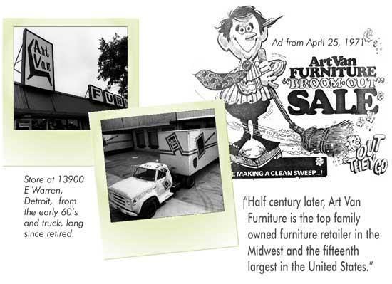 retail success story art van furniture furniture world magazine