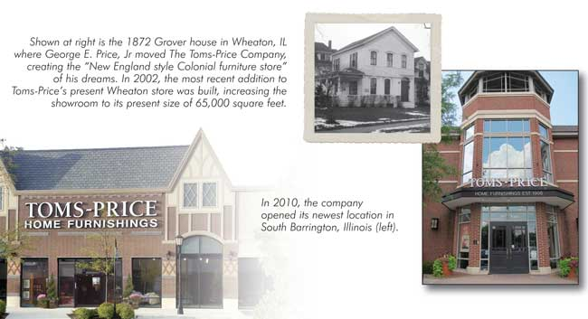 Retail Success Story Toms Price Furniture World Magazine