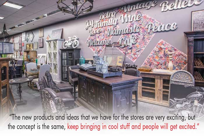 Retail Experience Potato Barn Furniture World Magazine
