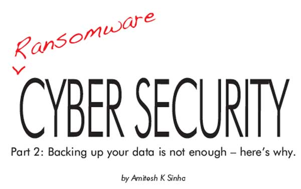 Cybersecurity: Ransomware Threats 2018 | Furniture World