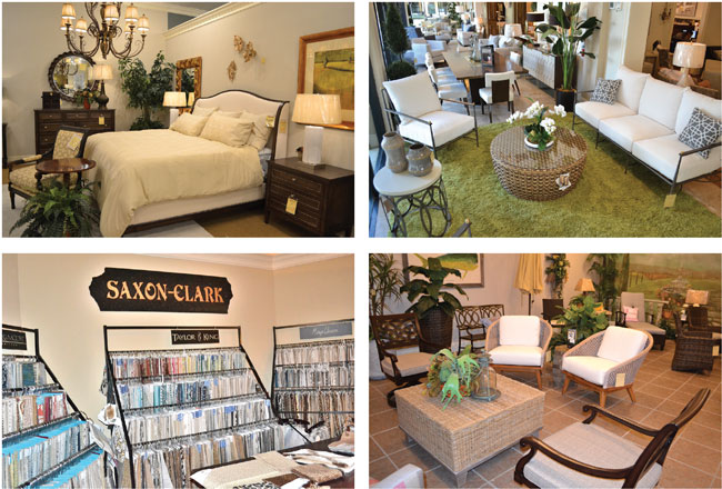 Retail Success Saxon Clark Furniture