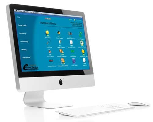 Custom Design Software To Introduce Mac POS Furniture Store Version At Las  Vegas Market