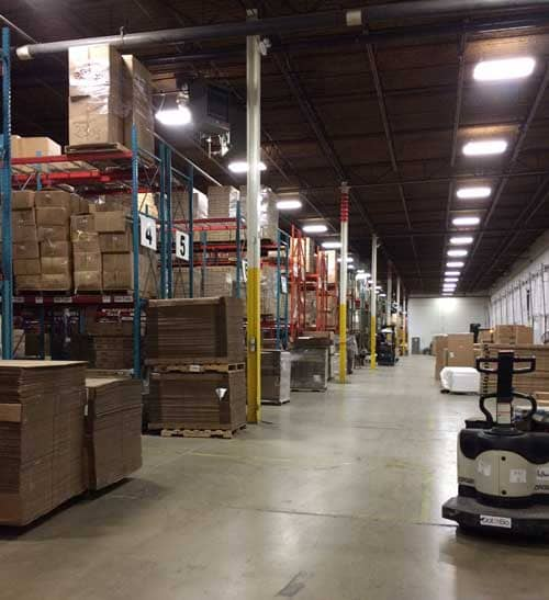 Etonnant Wholesale Interiors / Baxton Studio Opens New Furniture Distribution  Facility In Midwest