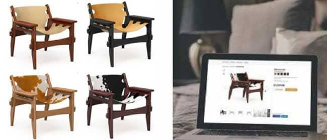New 360 HD Viewer Helps Retailers Transform Online Furniture