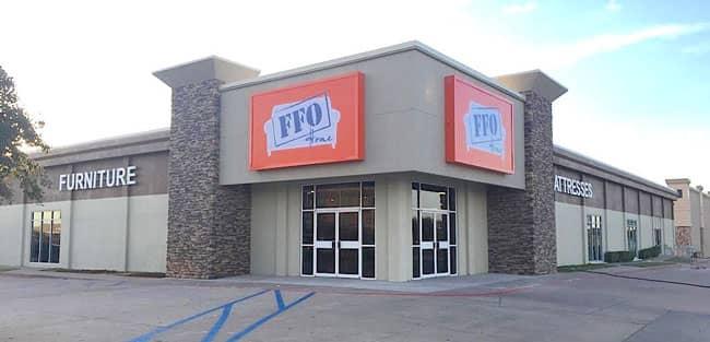 Ffo Home Opens 38th Store In Wichita Falls Tx Furniture World