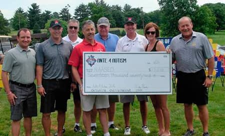 Ante4autism Hands Out 17 072 Check At Coconis Furniture Tee It Up